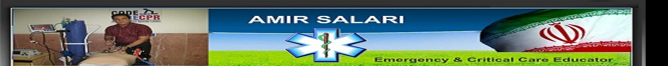 Amir Salari Official WebPage